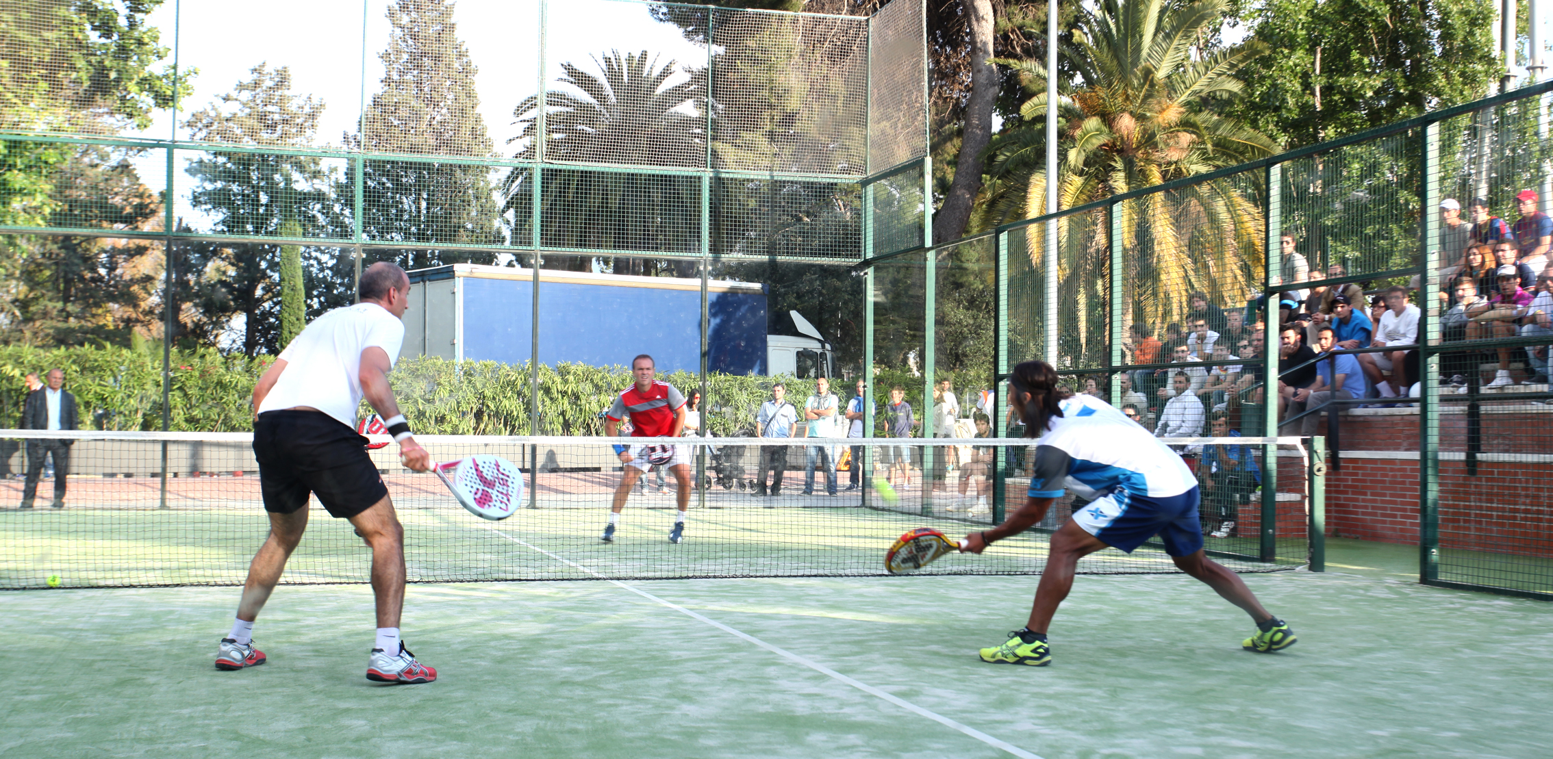 padel playing usa
