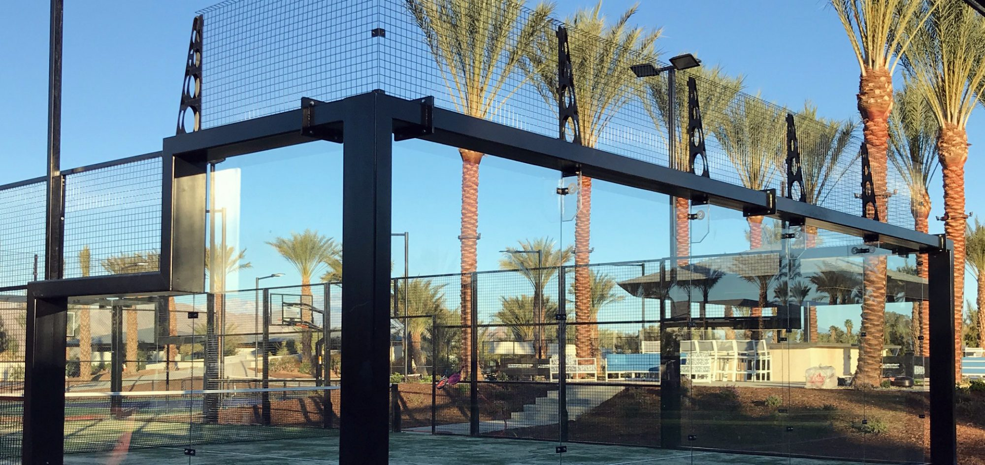 Padel in the USA